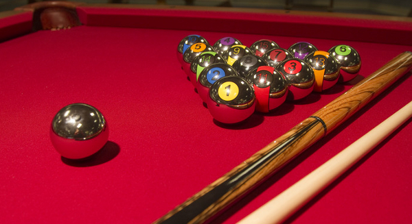 Cool Pool Balls Chrome Pool Table Balls