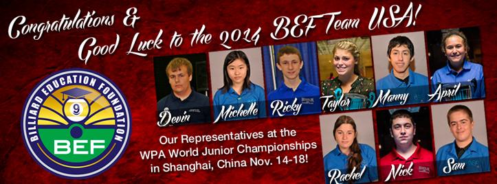 WPA Team USA 2014