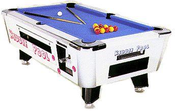 Kiddie Pool Table