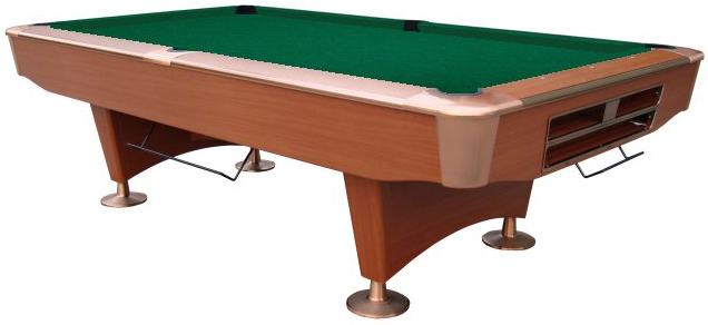 Brazilian Slate Billiard Table