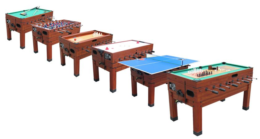 Nice Danbury Multi Game Table