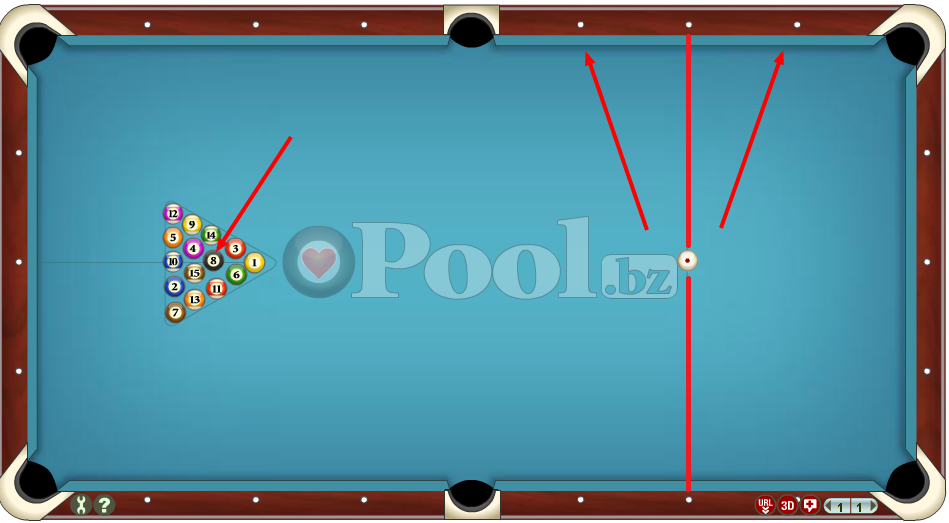 beginners guide to playing pool tables and more. Black Bedroom Furniture Sets. Home Design Ideas