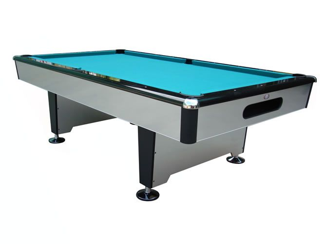 Playcraft Silver Knight Pool Table