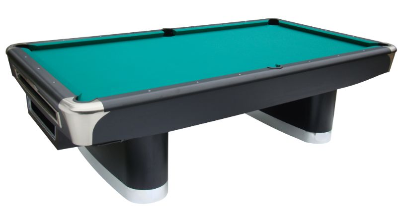9 Foot Imperial Duke Slate Pool Table One Piece