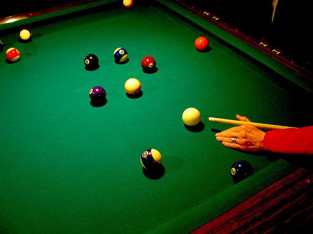 Pool Table Felt Guide