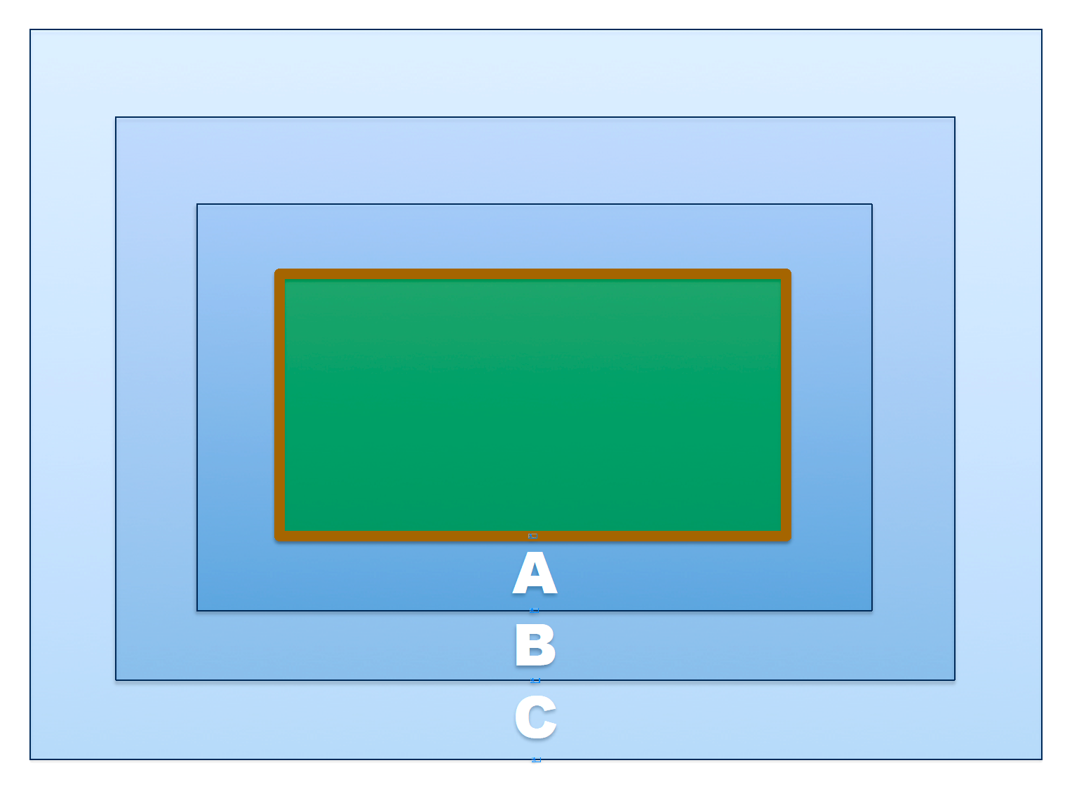 Pool Table Size Diagram