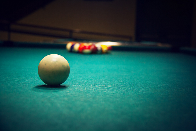 How to Rack a Pool Table
