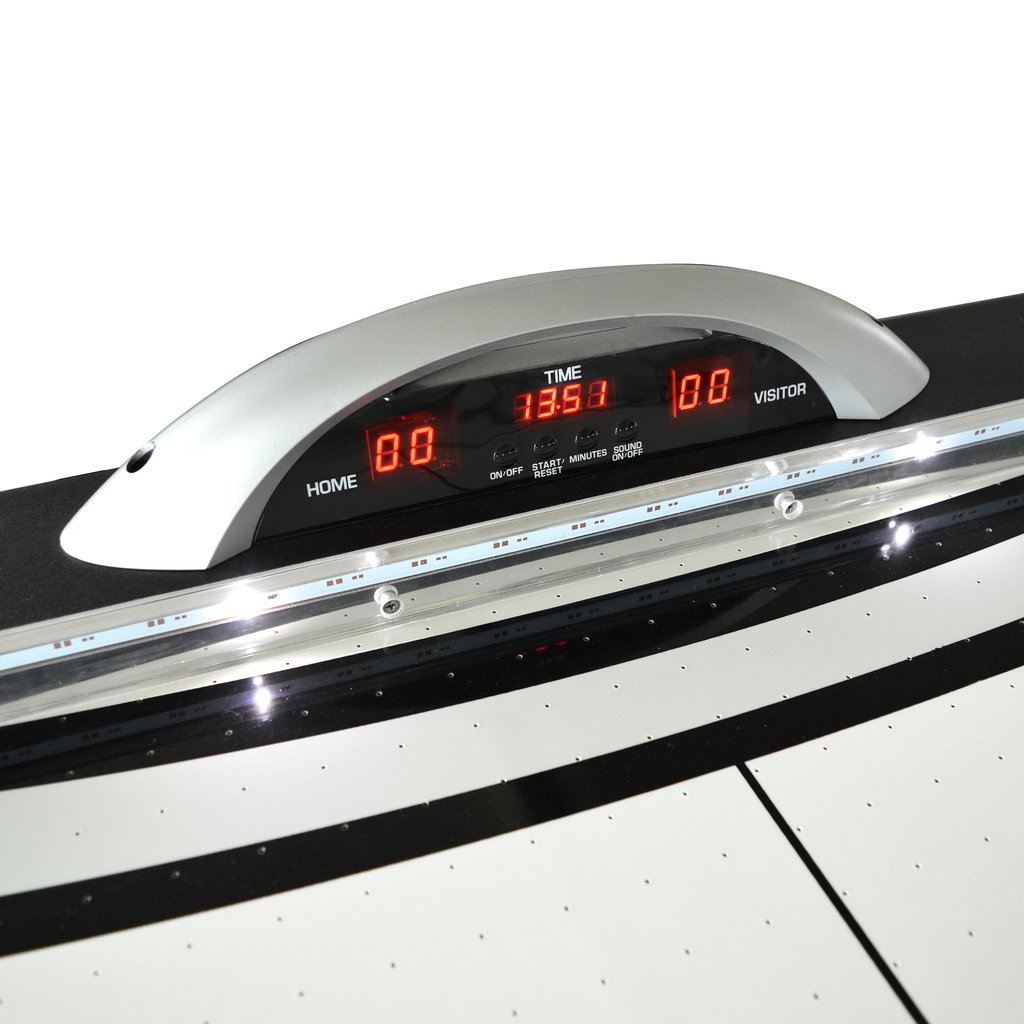 Air Hockey Table with Digital Scoreboard