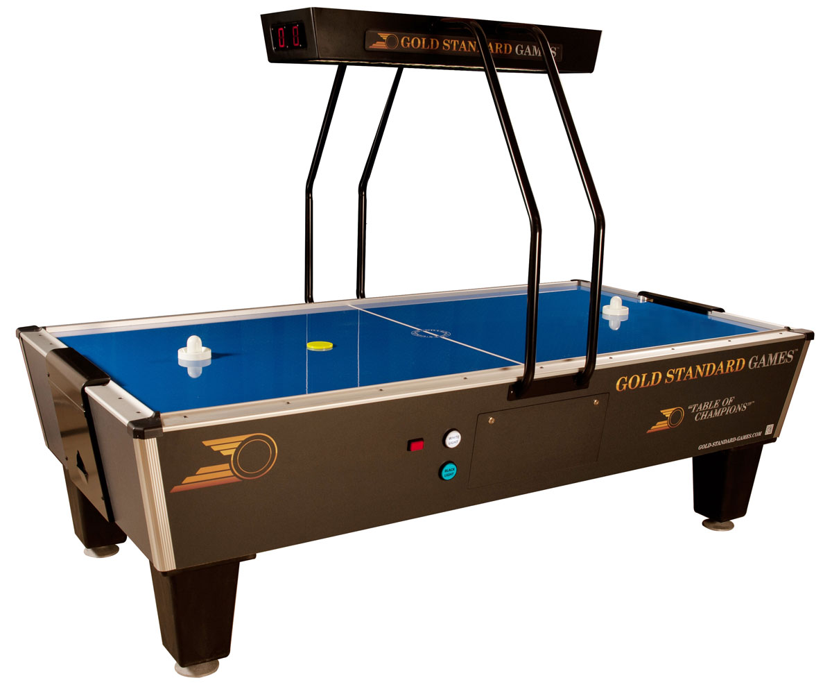 Gold Standard Tournament Pro Elite Air Hockey Table