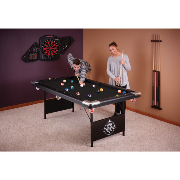 The Best 6 Foot Pool Tables Of Year Gametables Com - How Much Room Do You Need For A 6 Foot Pool Table