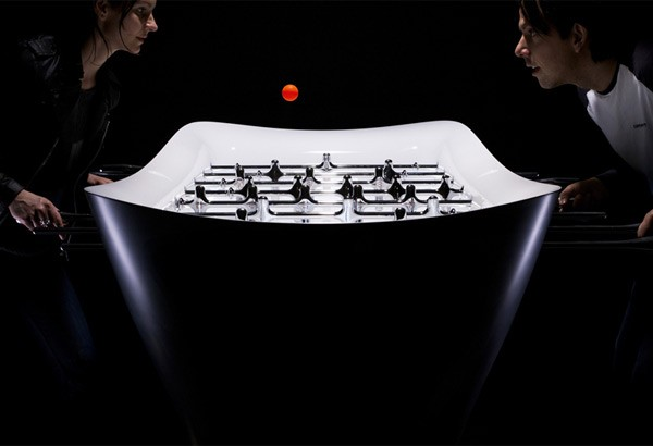 11-The Beautiful Game Foosball Table by GRO Designs