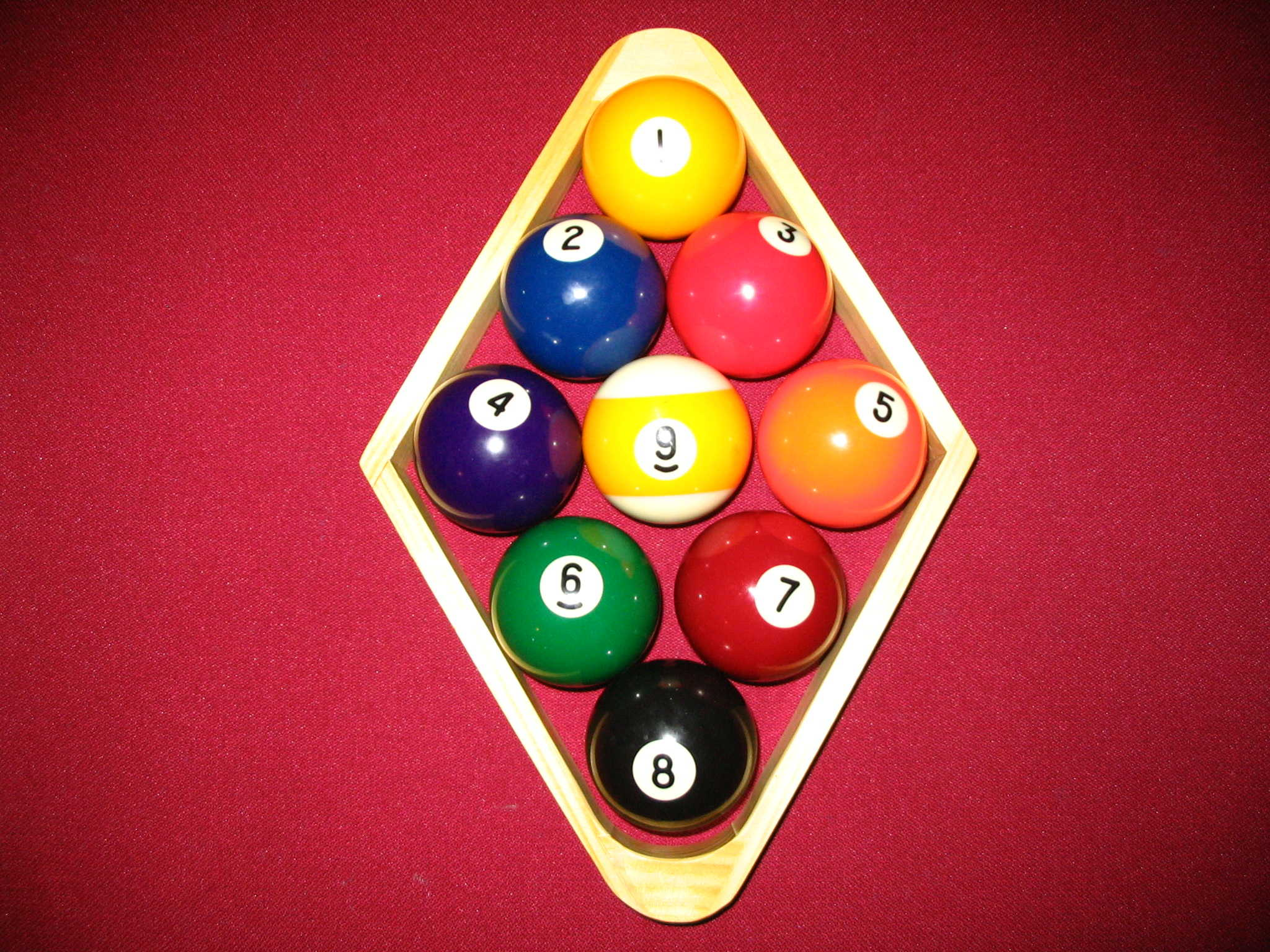 Nine Ball Pool Games