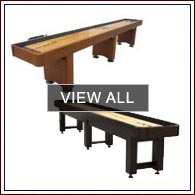 Ft Ft Shuffleboard Tables All Sizes GameTablesOnlinecom - Standard shuffleboard table