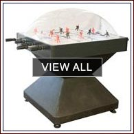 Dome Hockey Tables