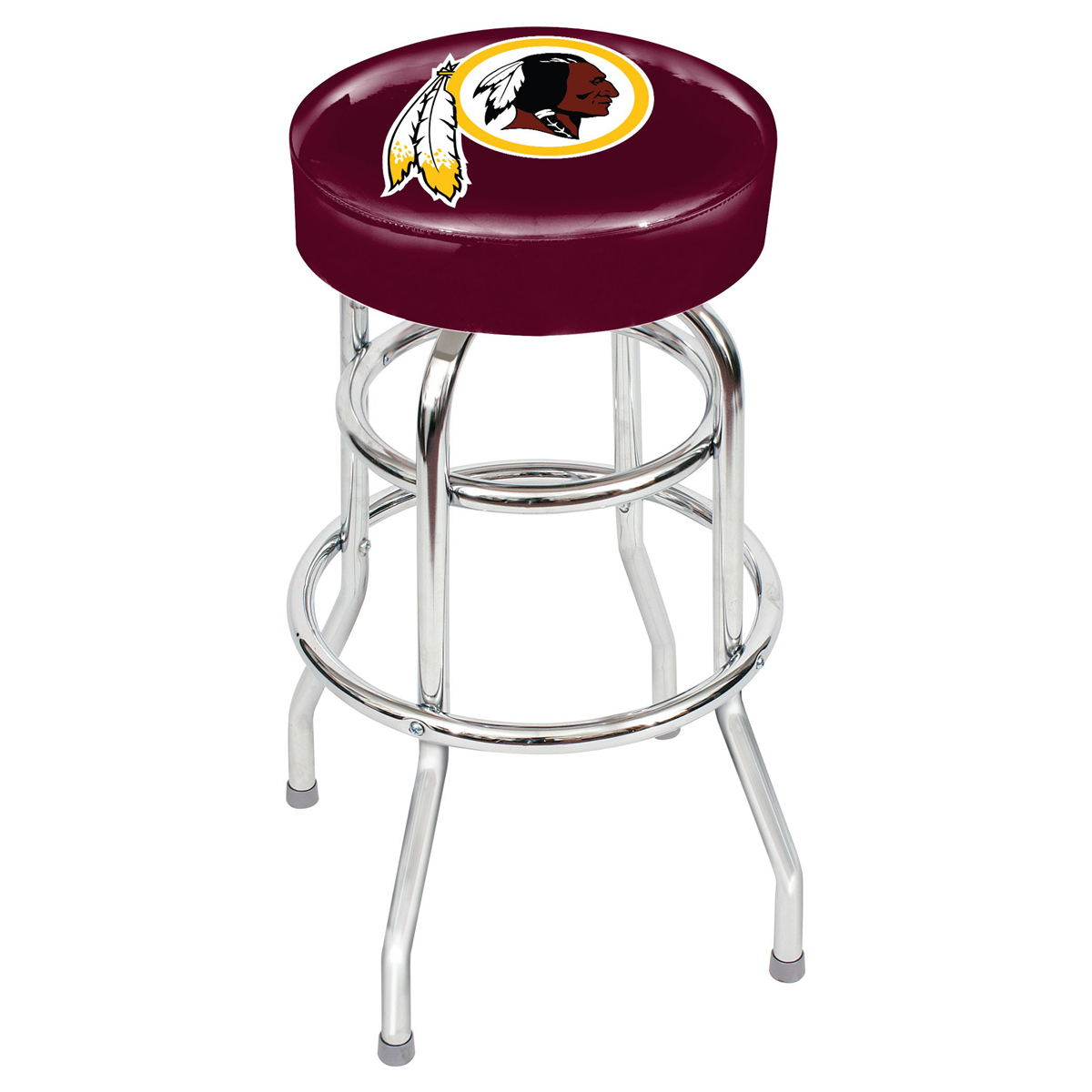 "WASHINGTON REDSKINS 30"" BAR STOOL"