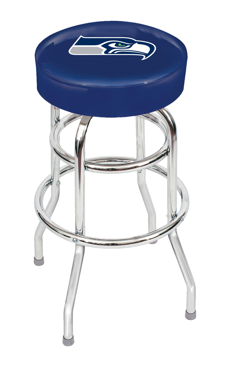 "SEATTLE SEAHAWKS 30"" BAR STOOL"