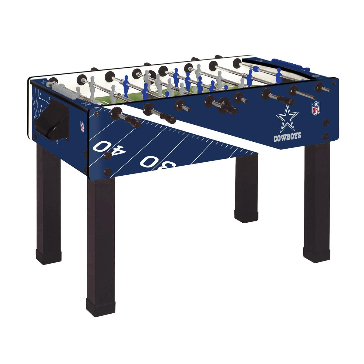 Nfl Dallas Cowboys F 200 Garlando Foosball Table