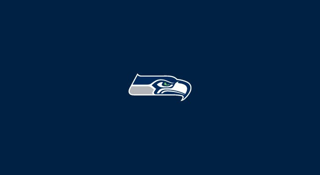 SEATTLE SEAHAWKS 8-FOOT BILLIARD CLOTH