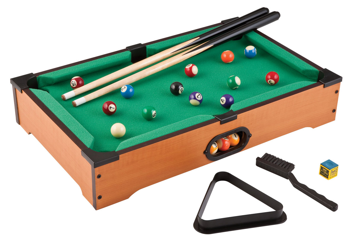 Tabletop Pool with Accessories