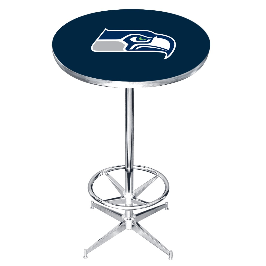 SEATTLE SEAHAWKS PUB TABLE