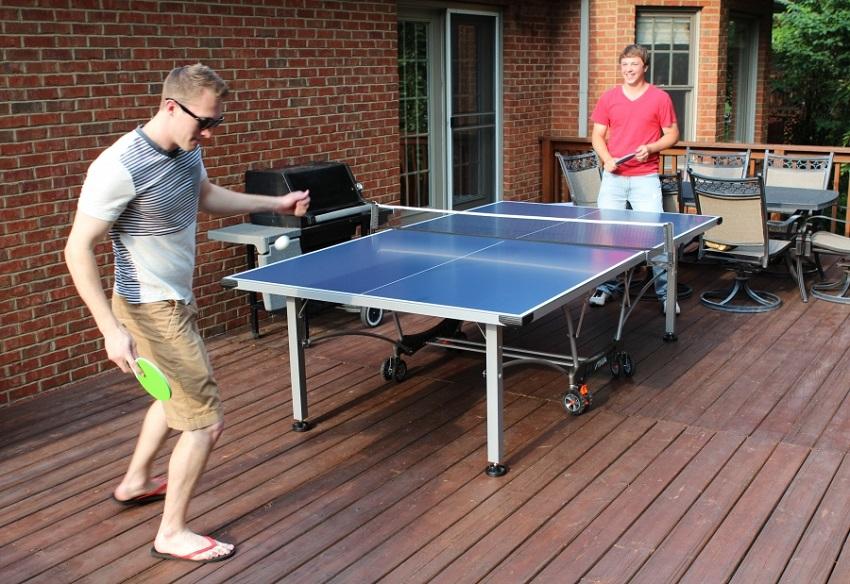 Stiga Baja Outdoor Table Tennis Read Q A
