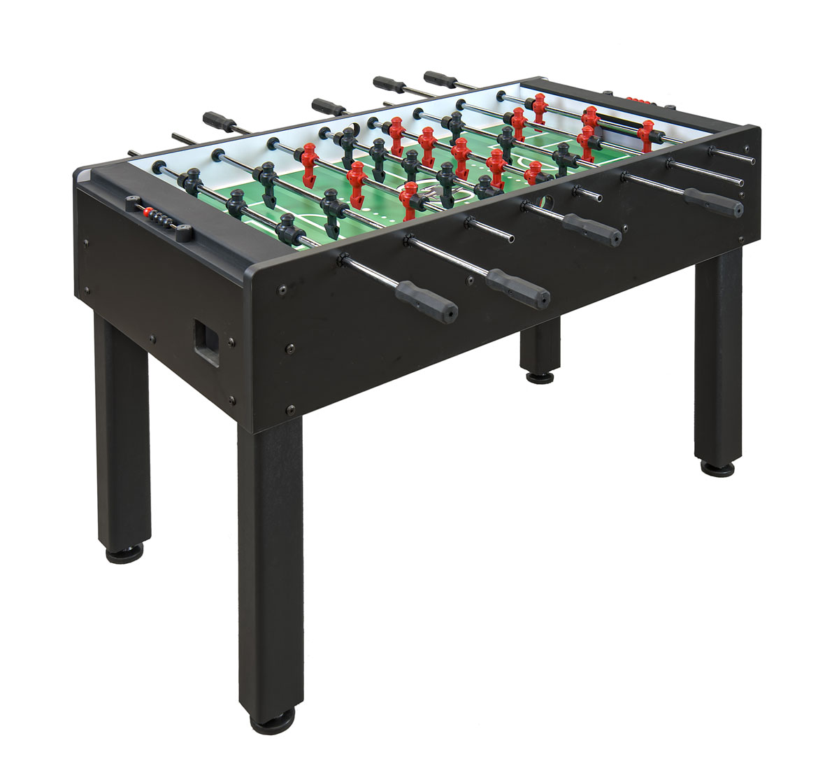 Bon Shelti Foos 200 Black Foosball Table