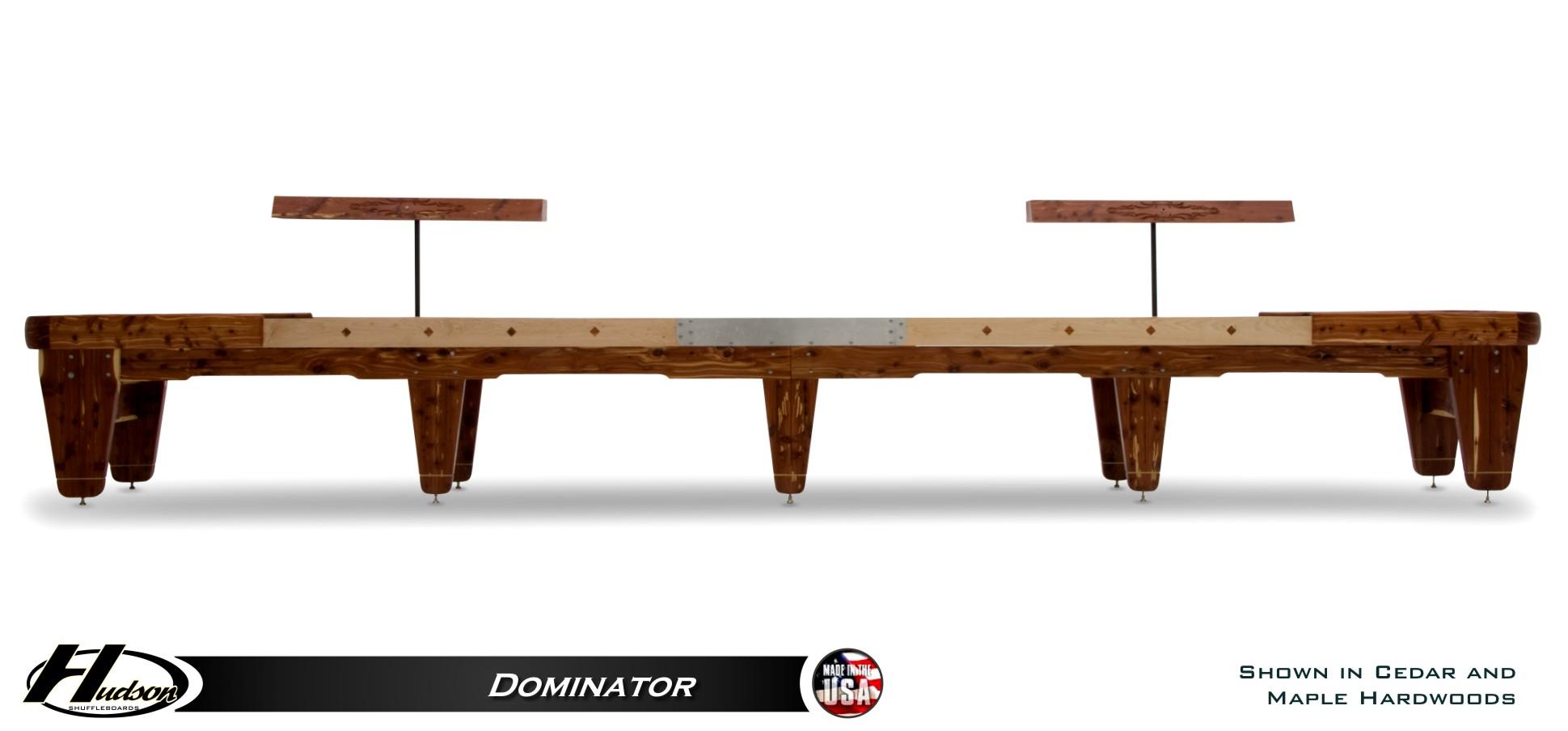 9 Dominator Shuffleboard Table Gametablesonline Com
