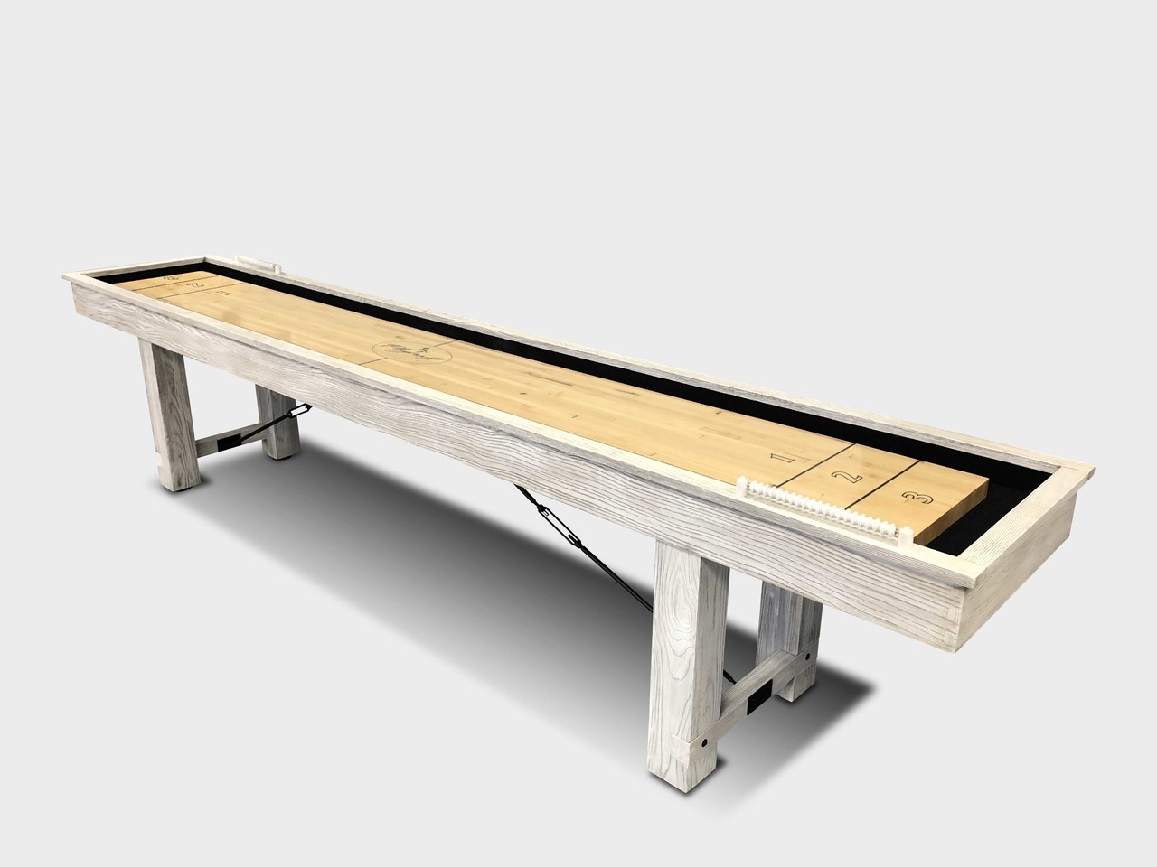 12 Playcraft Montauk Shuffleboard Table