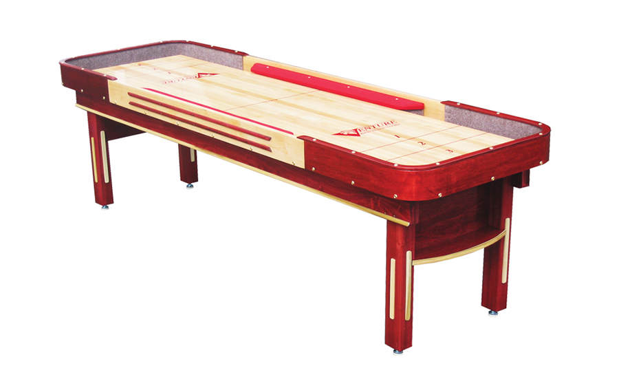 Awesome ... Bankshot Shuffleboard Table. Available Finishes