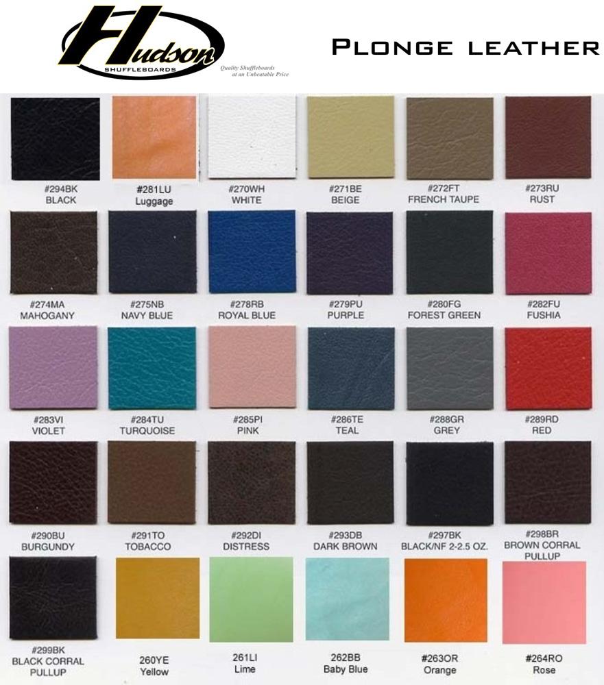 Cushion Color Options