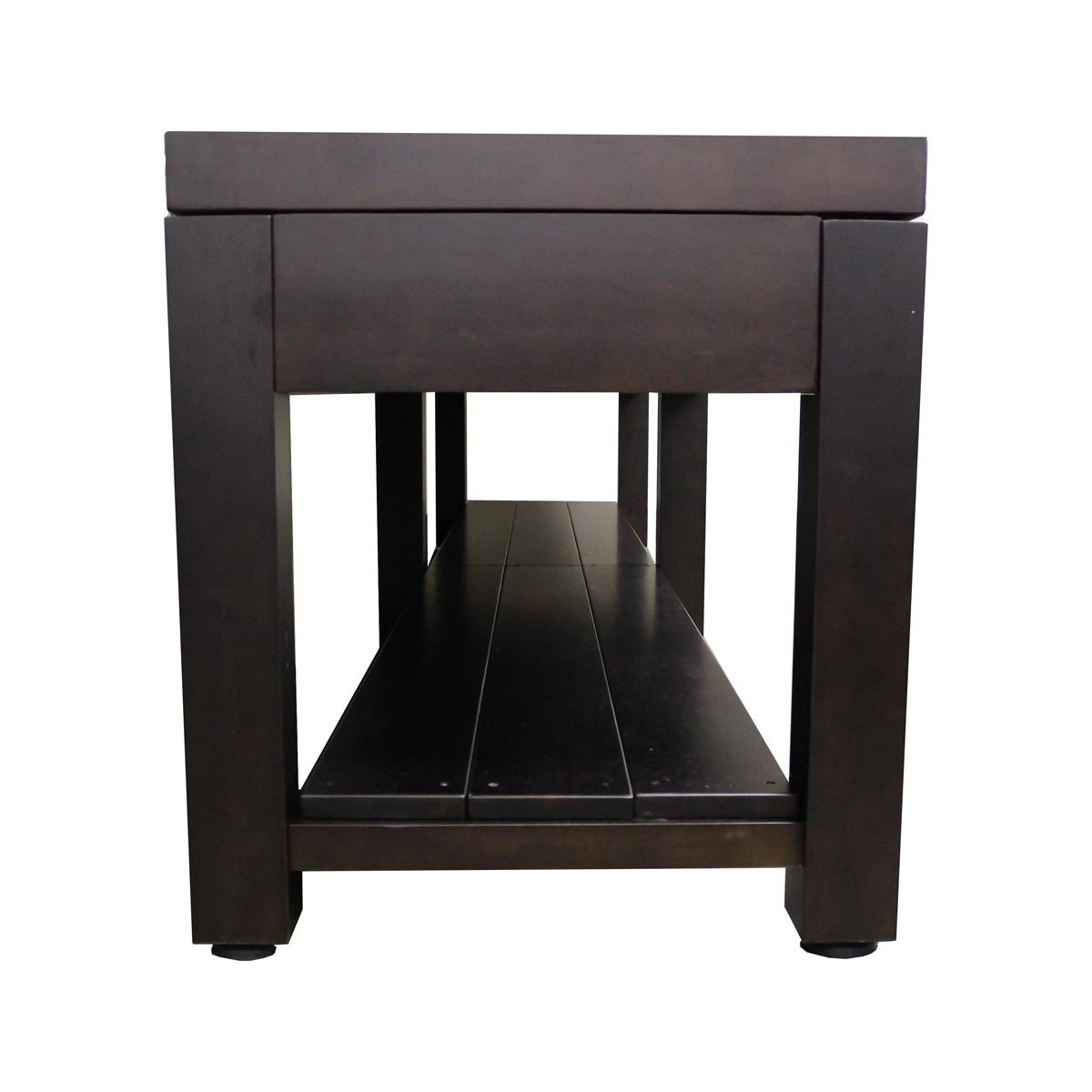 Solid Aspen wood cabinet