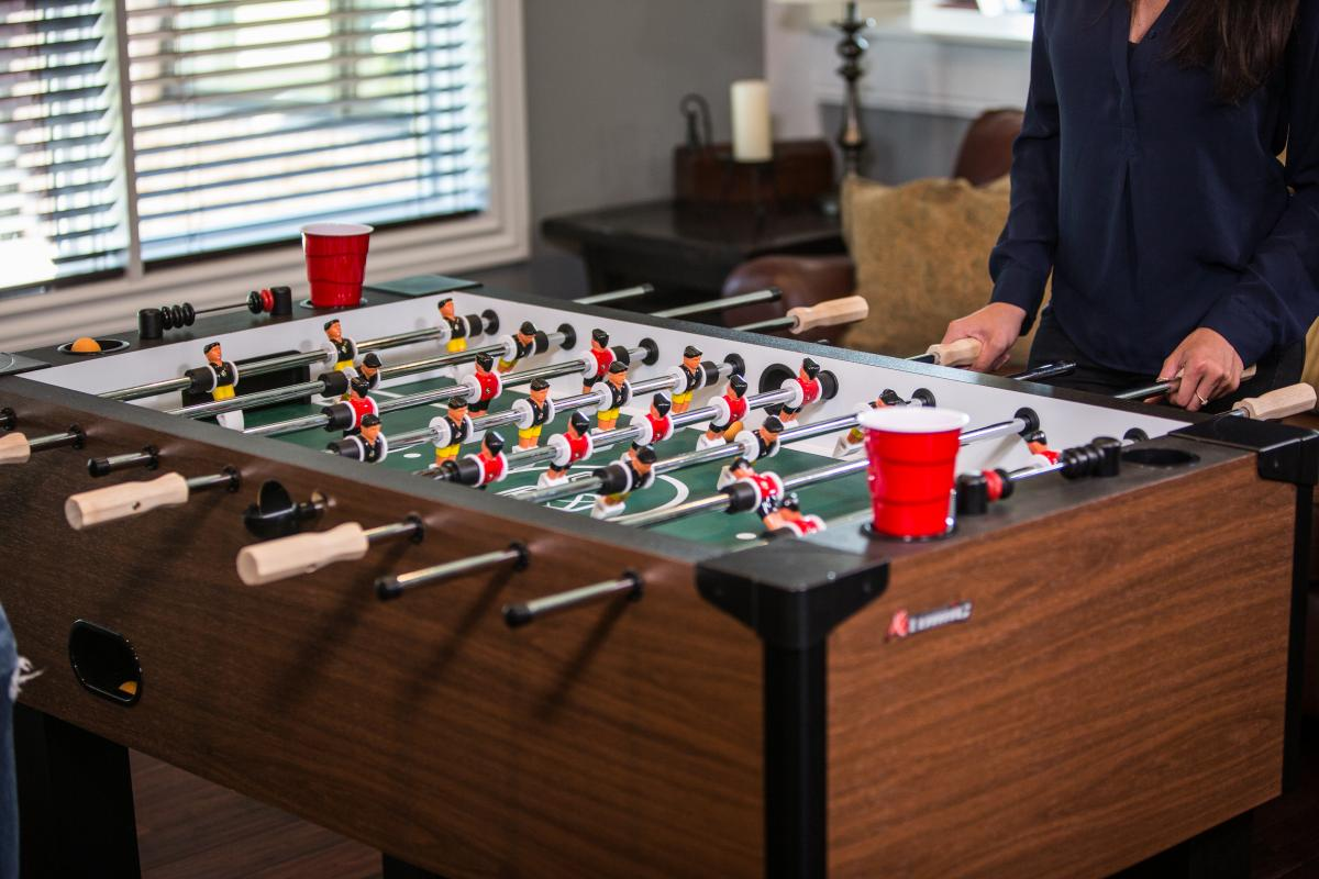 Atomic Gladiator Foosball Table Gametablesonline Com