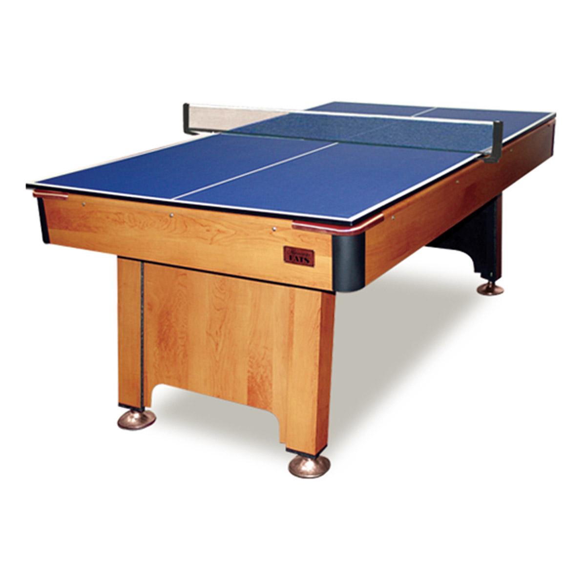 Optional Conversion Top (ping-pong side up)
