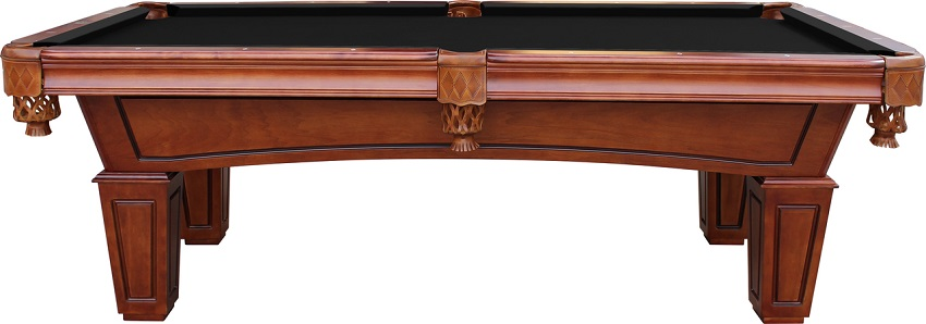 slate pool table with leather drop pockets ask a question about this product - Slate Pool Table