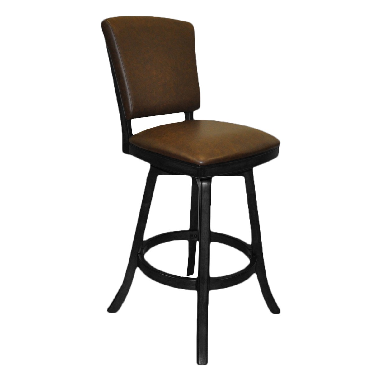 Imperial Bar Stool With Back Gametablesonline Com