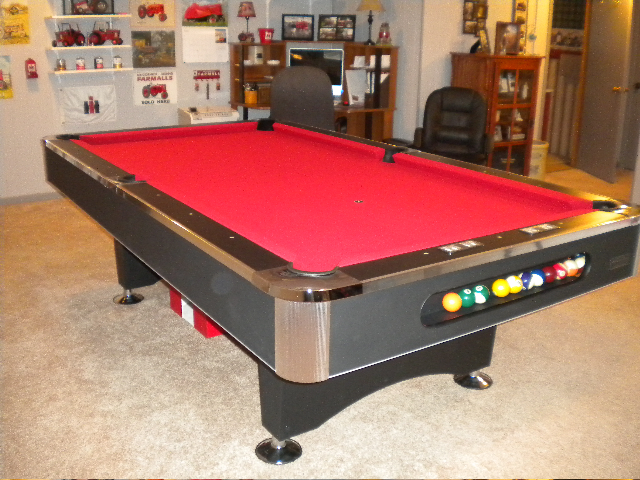 ... Slate Pool Table. Customer Submitted Picture