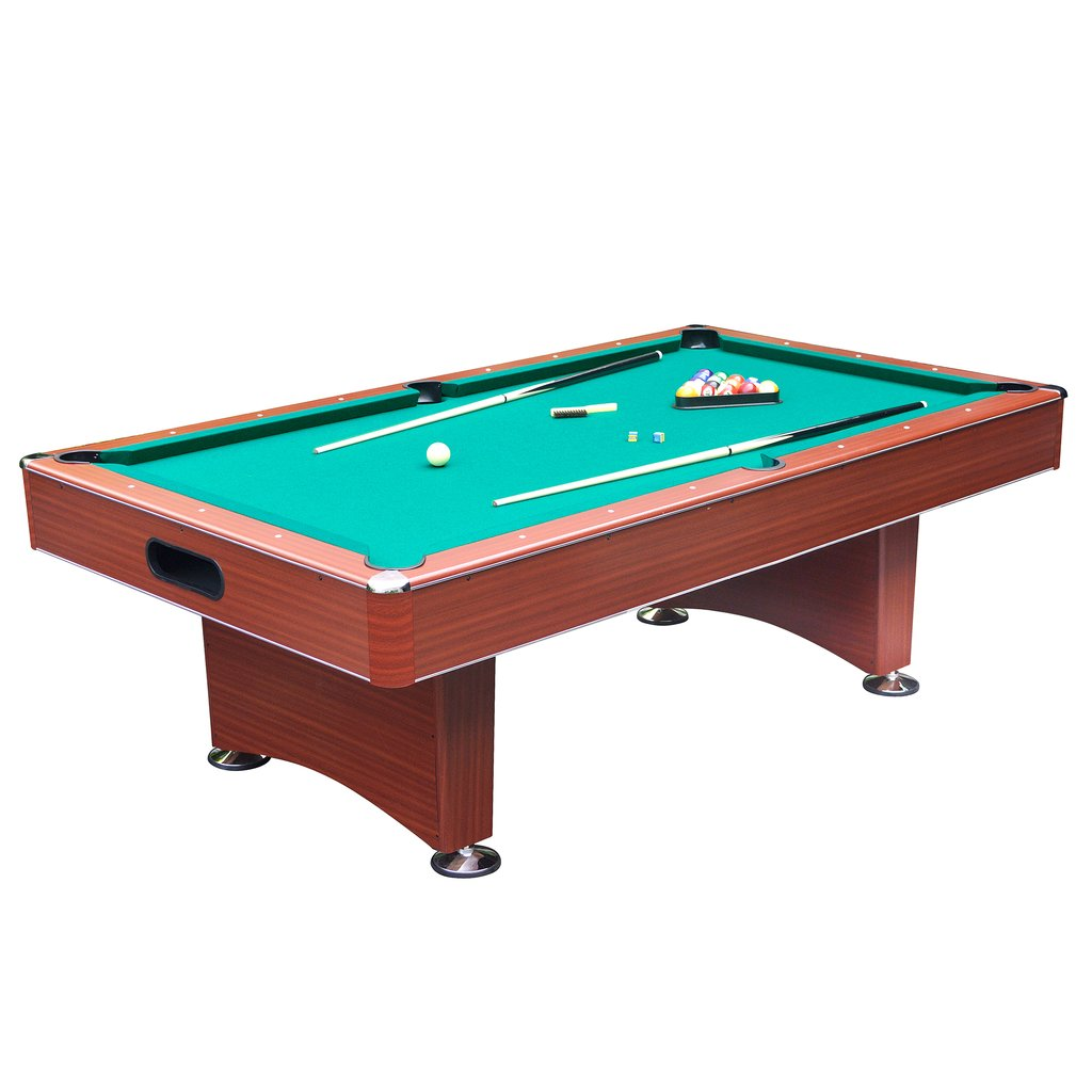 The Madison 8-ft Deluxe Pool Table