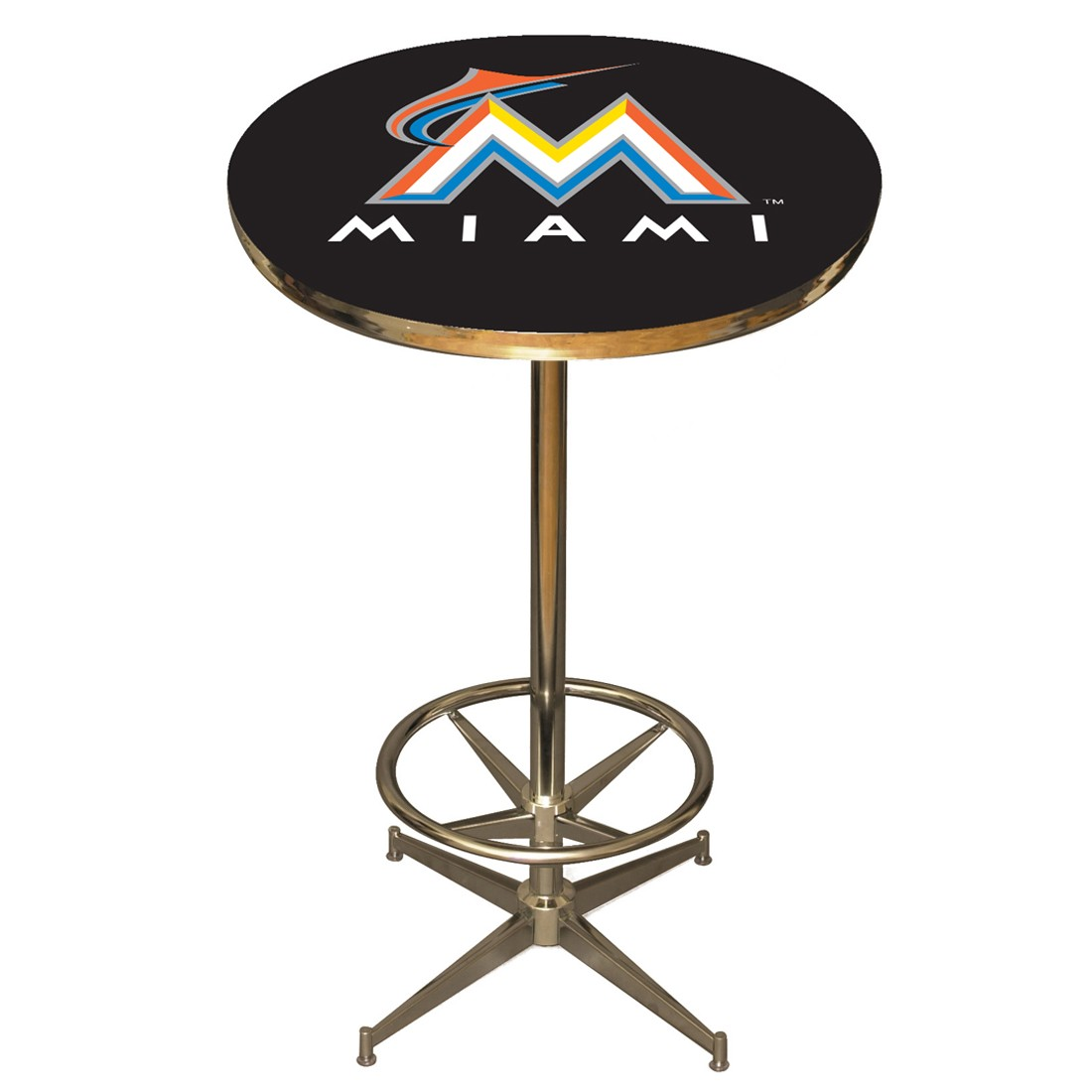 MIAMI MARLINS PUB TABLE