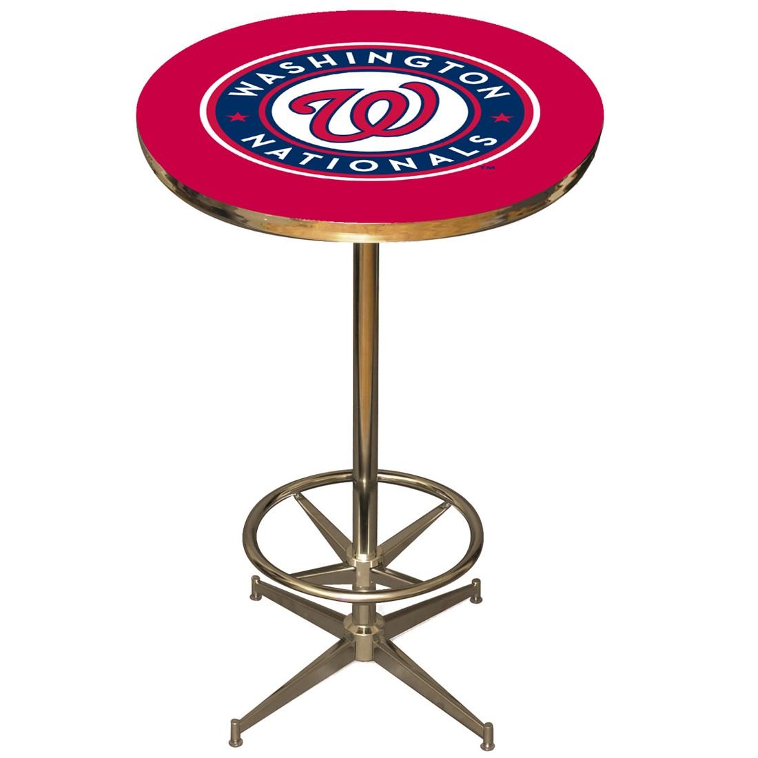 WASHINGTON NATIONALS PUB TABLE
