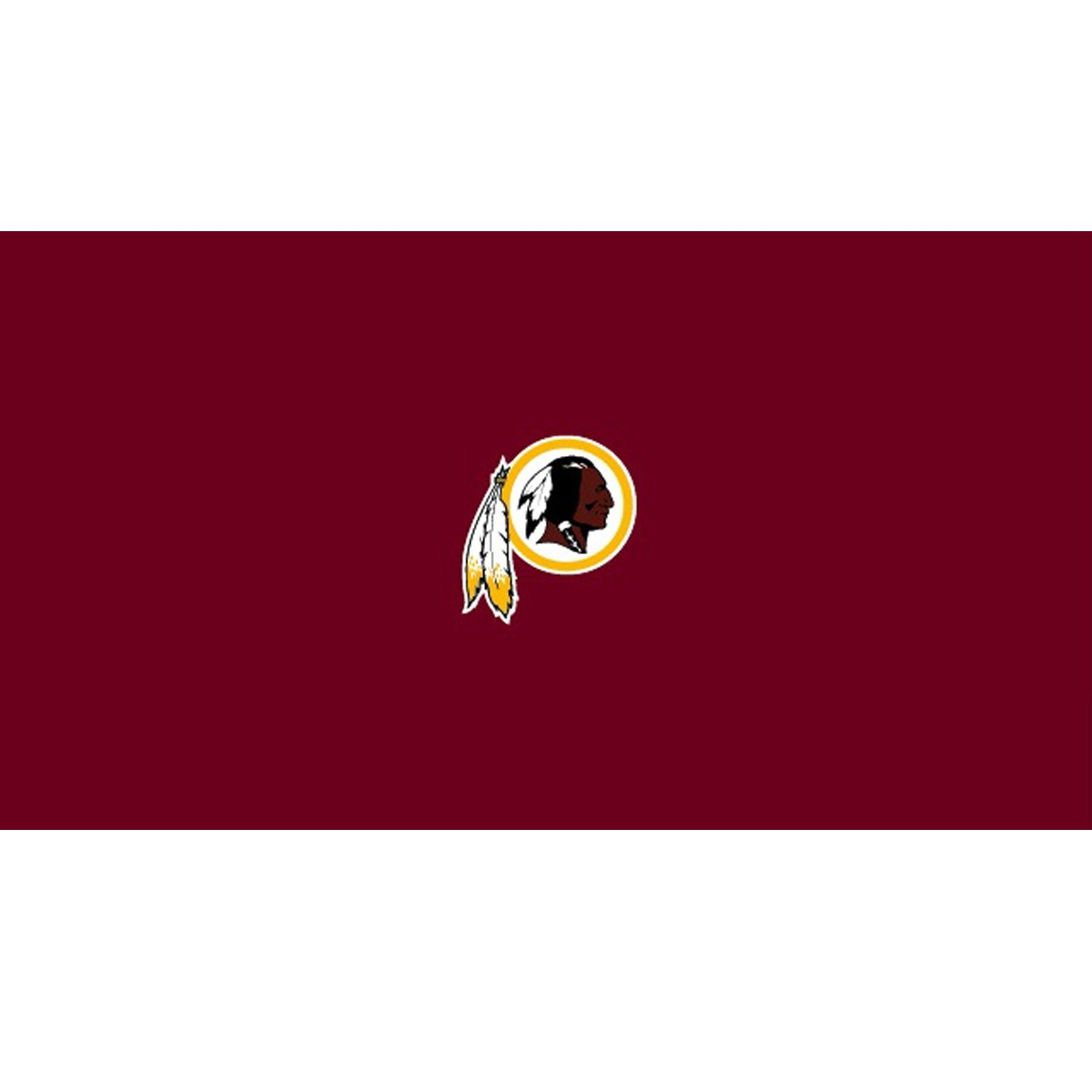 8 Nfl Washington Redskins Team Logo Pool Table