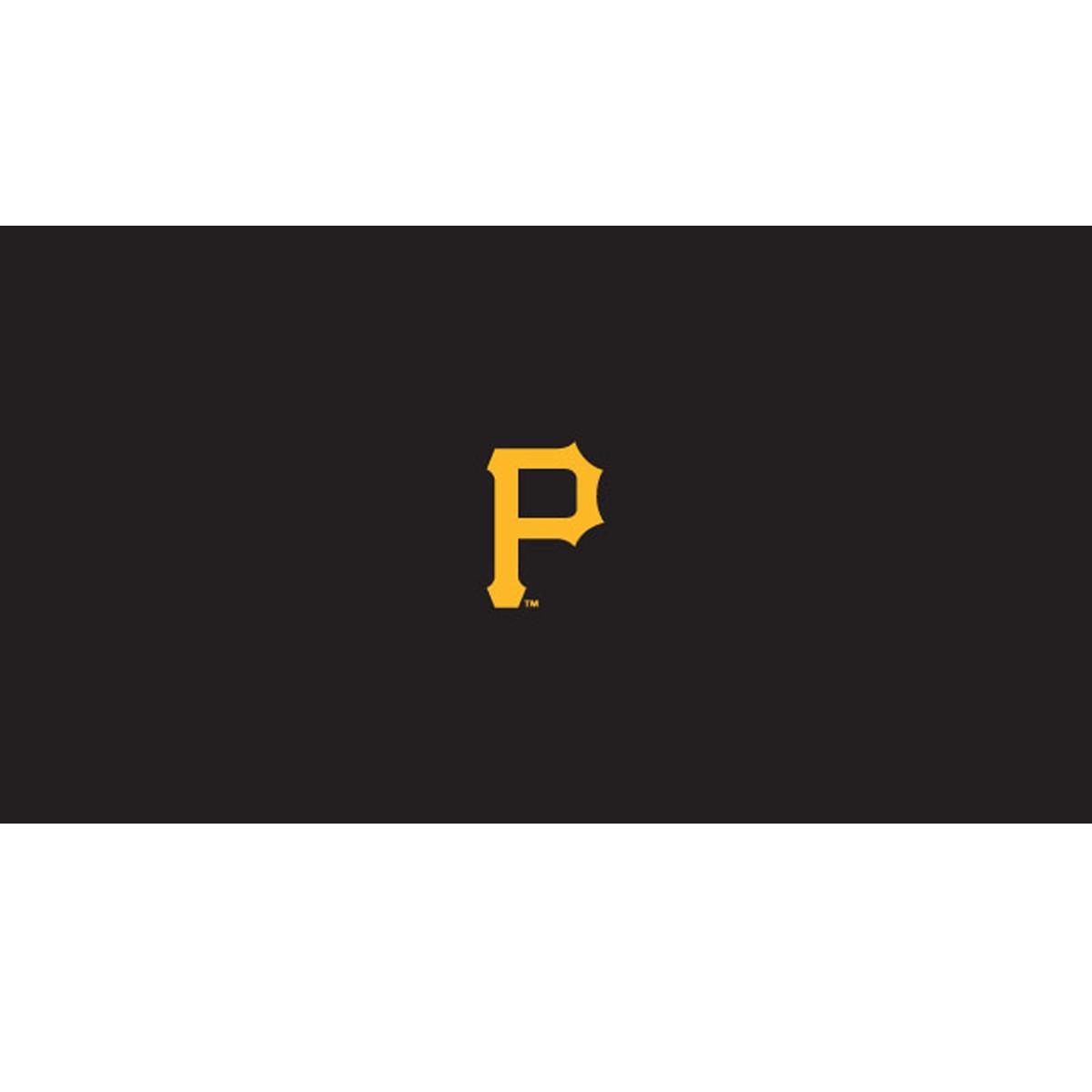 PITTSBURGH PIRATES 8-FOOT BILLIARD CLOTH