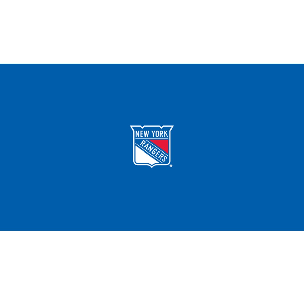 NEW YORK RANGERS® 8-FOOT BILLIARD CLOTH