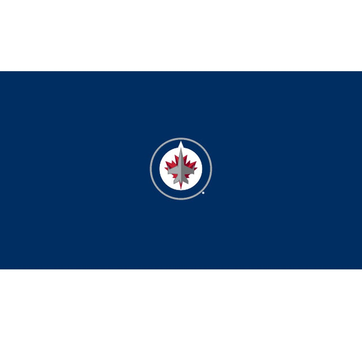 WINNIPEG JETS™ 8-FOOT BILLIARD CLOTH