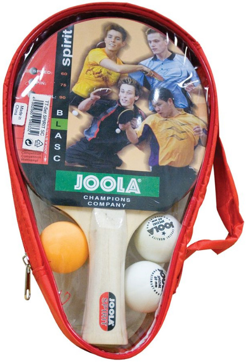 Joola Spirit Racket Set