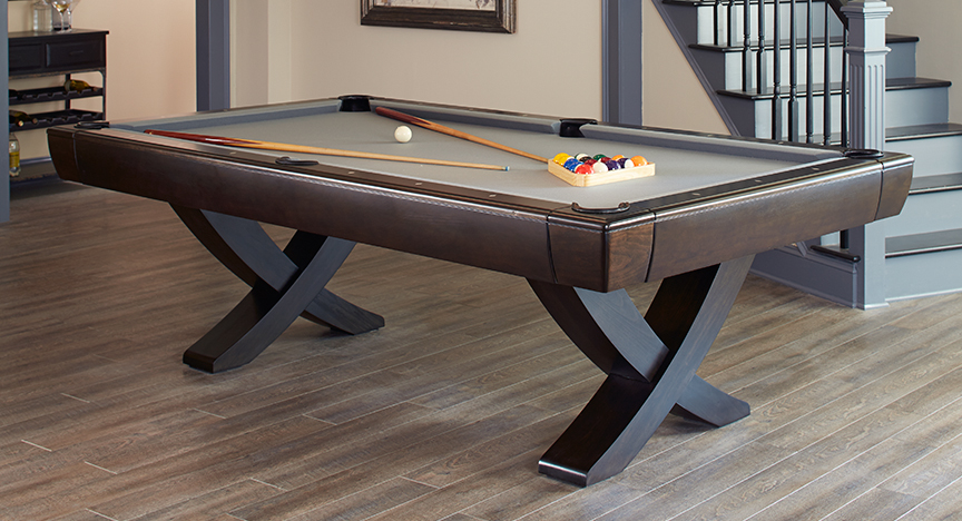 Newport Pool Table Sizes Or GameTablesOnlinecom - Pool table specs