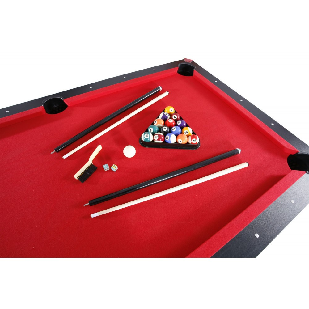 Park Avenue 7-Foot Pool Table Tennis Combination with Dining Top Two Storage Benches Free Accessories  sc 1 st  GameTablesOnline.com & 7\u0027 Park Avenue Pool Table Set With Benches \u0026 Top - GameTablesOnline.com
