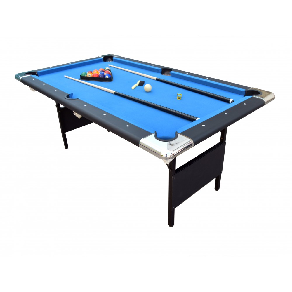 Folding legs pool table for sale - 6 Fairmont Portable Pool Table
