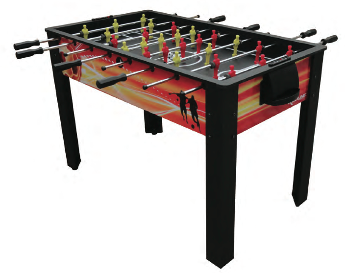 Redline Optima Foosball Table Gametablesonline Com