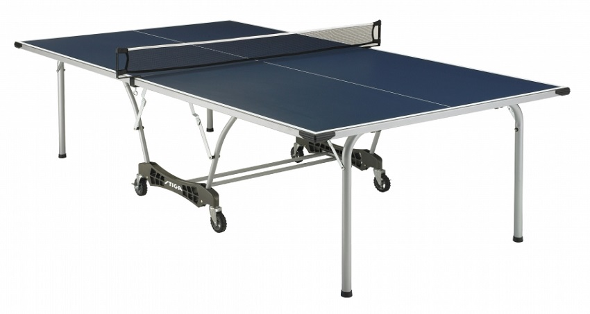 stiga coronado outdoor ping pong tennis table. Black Bedroom Furniture Sets. Home Design Ideas