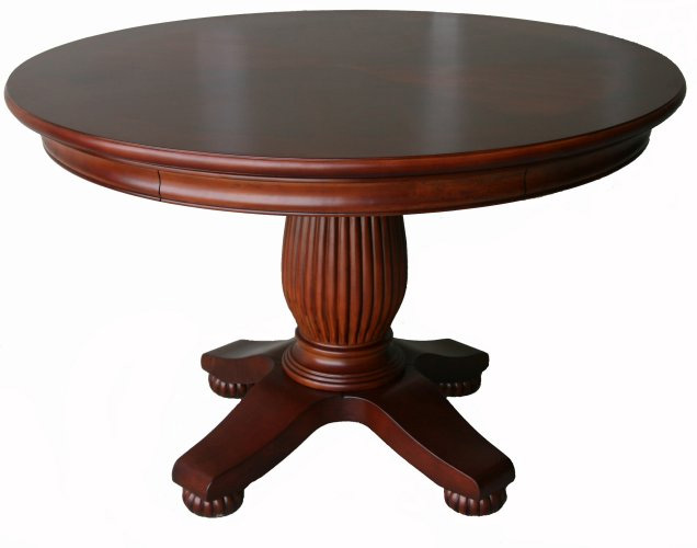 Cherry round 3 in 1 pedestal game table game tables for 10 games in 1 table